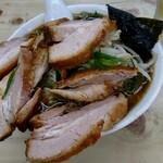 122010114 - チャーシューワンタン麺1150円