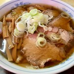 122011205 - チャーシューワンタン麺 1160円