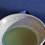 双樹庵 - ドリンク写真:お抹茶
