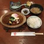 一膳飯屋 りぃぼん - ごはんセット ¥1300