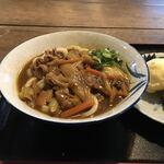ヨコクラうどん - カレーうどん