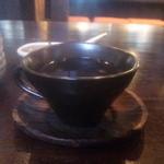 自然のめぐみ料理 豆豆菜菜 - セットのコーヒー