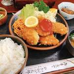 やきかつ太郎 - 料理写真:
