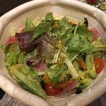 酒佳蔵 - 野菜サラダ