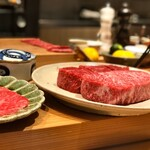 122027228 - 今日のお肉(神戸牛)