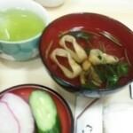 うきま - 肝吸い
