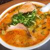 なおちゃんラーメン - 料理写真:「とんこつ担々麺」(650円)。辛味は+50円単位で追加出来るみたいです。
