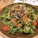 サザンタワーダイニング - サラダ
