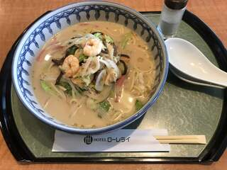 レストランローレライ - 長崎ちゃんぽん=780円 税込