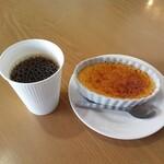 ローストステージ - セルフポットコーヒー やきやきプリン