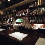 Bar anchor
