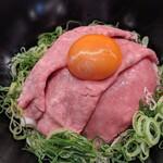 ジカセイ メンショウ - 卵かけ和牛ご飯