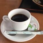 みかわ - 食後のコーヒー(無料サービスでした)
