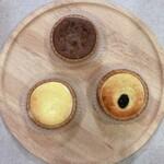 城崎温泉 湯あがりチーズタルト - チーズタルト 3種類