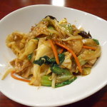 12205276 - 豚肉と野菜のオイスターソース炒め