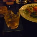 スコッチバンク・センダイ - サーモンのマリネ
