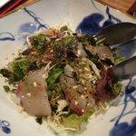 魚嵐土 - サラダ