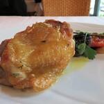 122056134 - 広島産赤鶏もも肉と旬野菜のグリル