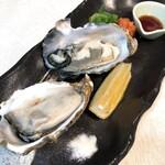 122057218 - 厚岸の生牡蠣