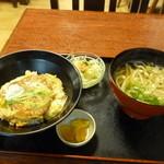 三十石 - カツ丼定食