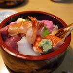魚竹鮨 - 料理写真: