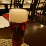 122066528 - 生ビールは琥珀
