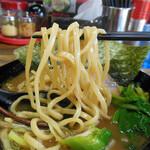 藤澤家 - 大橋製麺リフト!