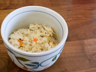 もり - 炊き込みご飯