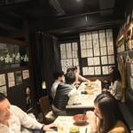 肉と和SAKEの個室居酒屋 ばく  - 肉と和SAKEの個室居酒屋 ばく 五反田店(東京都品川区西五反田)店内