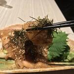 肉と和SAKEの個室居酒屋 ばく  - 肉と和SAKEの個室居酒屋 ばく 五反田店(東京都品川区西五反田)ごまかんぱち