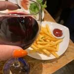 なんば西ワイン食堂 Bargran -