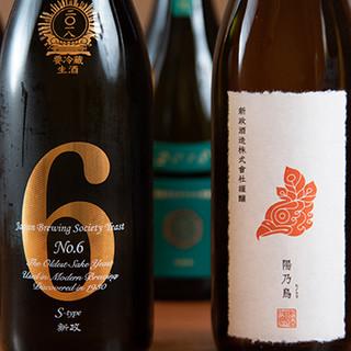 季節のお料理に合わせて◇日本酒やワインもお愉しみください