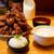 洋食工房パセリ - 料理写真:「からあげ定食L」1300円。