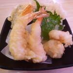 スシロー - 天ぷら盛合せ