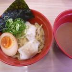 スシロー - 魚介豚骨つけ麺