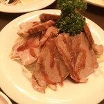中国家庭料理 ニイハオ - チャーシュー