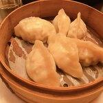 中国家庭料理 ニイハオ - 蒸し餃子