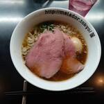 122083983 - 贅沢焼牛らぁ麺\1050(19-12)