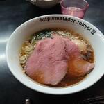 122083985 - 贅沢焼牛らぁ麺\1050(19-12)