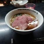 122083986 - 贅沢焼牛らぁ麺\1050(19-12)