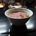 122083987 - 贅沢焼牛らぁ麺\1050(19-12)