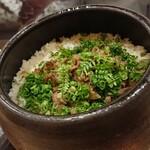 赤坂ゆうが - 土鍋ご飯