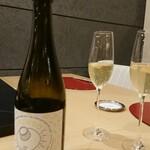 赤坂ゆうが - シャンパン