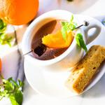 レストラン二見ヶ浦 - ドリンク写真:HOTチョコレート