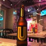 タイ料理 コンロウ - Uビール