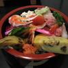 宿場寿し - 料理写真:ちらし寿司