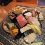 寿司 割烹 さつき -