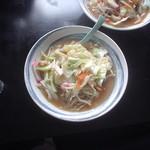 かわせみ - 料理写真:お薦めのチャンポン