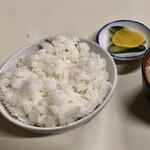 Kadoya - めし(小)             お漬物