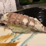 第三春美鮨 - 蝦蛄 刺し網漁 北海道石狩湾